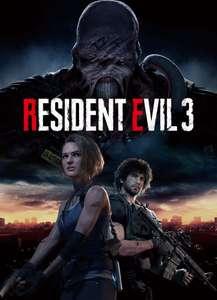 [PC] Resident Evil 3 Remake (цифровое издание) и другие игры
