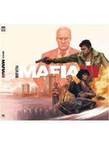 """Комиксы, артбуки и манга издательства XL Media (Например """"Мир игры Mafia 3"""")"""