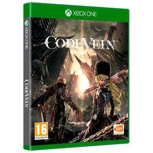 [Xbox One] игра Bandai Namco Code Vein