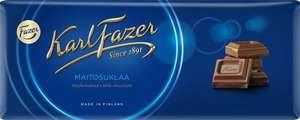 [METRO] Шоколад Karl Fazer, 200 гр.