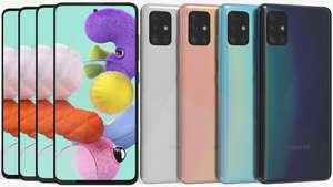 Смартфон Samsung Galaxy A51 64Gb всех цветов