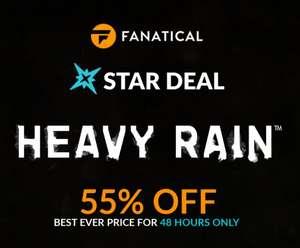 [PC] Heavy Rain