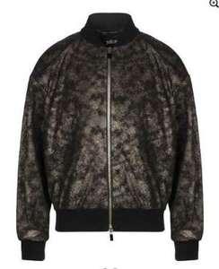 Кожаная куртка Just Cavalli