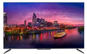 """55"""" 139 см Телевизор LED TCL 55C715 серый"""