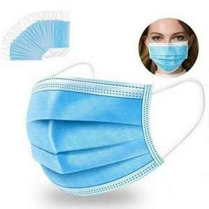 Медицинские маски Мед-Пром 100 штук