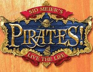 [PC] Sid Meier's Pirates!