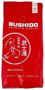 [Уфа] Кофе зерновой Bushido в ассортименте 1кг