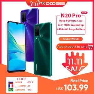 [11.11] Смартфон Doogee N20Pro
