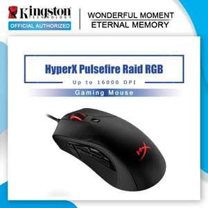 Мышь HyperX Pulsefire Raid Rgb [11.11]