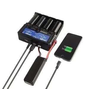 Зарядное устройство XTAR DRAGON VP4 Plus