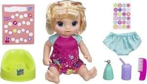 Кукла Baby Alive Танцующая Малышка. Блондинка
