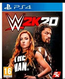 [PS4] Take-Two WWE 2K20