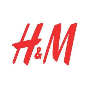 -20% всю неделю на избранные категории в H&M по программе лояльности
