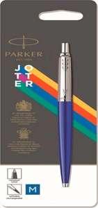 Ручка шариковая Parker Jotter Originals Color, синяя, цвет чернил: синий