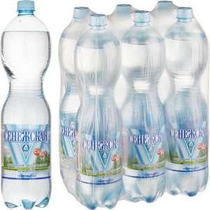 Сенежская вода газированная/негазированная 1,5 л.
