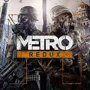 [PS4] Metro Redux