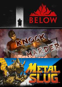 Подборка инди игр в Steam (например BELOW)