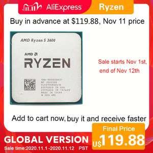 [11.11] Процессор AMD Ryzen 5 R5 3600, б/у