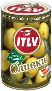 Скидка на продукцию ITLV (например, Оливки зеленые, 300 г)