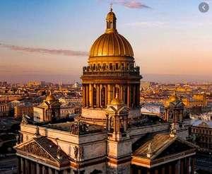 Горящие туры в Санкт-Петербург из Уфы, Перми, Казани и Самары (напр. из Самары вылет 3 ноября, на 2 ночи)