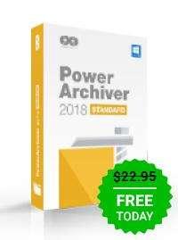 [Windows] PowerArchiver 2019 Standard – бесплатная лицензия на 1 год