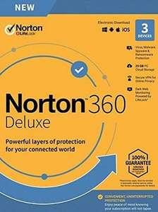 [Windows] Антивирус Norton 360 на 3 месяца бесплатно