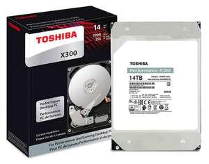Жесткий диск Toshiba X300 HDWR21EUZSVA 14 Тб + еще SSD SD накопители в описании