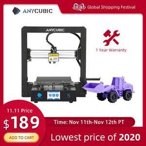 [11.11] 3D принтер Anycubic Mega S