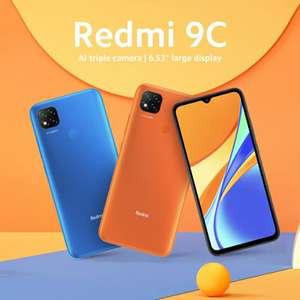 [11.11] Redmi 9C Global 2/32Gb, 3/64Gb