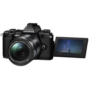 Фотоаппарат системный Olympus OM-D E-M5 Mark II 14-150 Kit