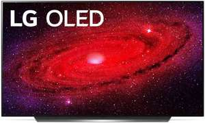 "4K UHD Телевизор LG OLED55CXRLA 55"", серебристый"