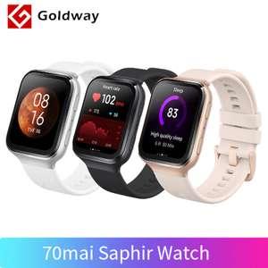 Смарт-часы XIAOMI 70mai Saphir Smartwatch