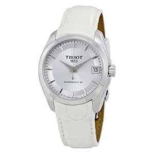 Женские часы TISSOT на Powermatic80, три цвета