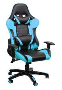 Игровое кресло COSTWAY COST-ZK5006TBL