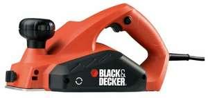 Электрорубанок BLACK+DECKER KW712KA