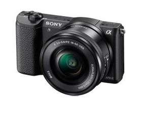 Цифровой фотоаппарат Alpha ILCE5100LB Kit 16-50mm
