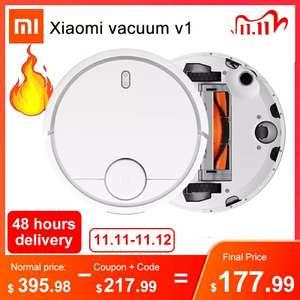 Робот-пылесос Xiaomi vacuum cleaner v1