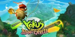[Nintendo switch] Игра Yoku's Island Express