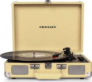 Проигрыватель виниловых дисков Crosley Cruiser Deluxe CRL8005D-FW