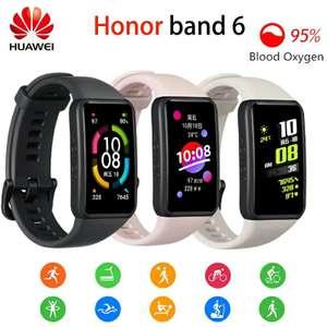 [11.11] Умные часы Honor band 6 предзаказ