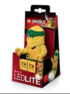 Игрушка-минифигурка-фонарь Lego ninjago - Lloid (и другие в описании)