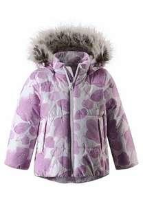 Бесплатная доставка на все заказы, напр, зимняя куртка для девочек LASSIE SERE (рр 80, 86, 92)