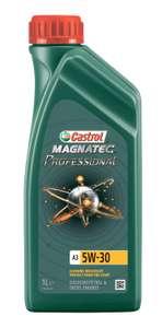 Моторное масло CASTROL MAGNATEC PROFESSIONAL A3 5W-30 синтетическое, 1 л