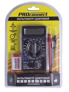 Портативный мультиметр Proconnect
