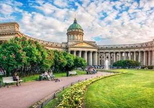 Тур в Санкт-Петербург из Перми на двоих