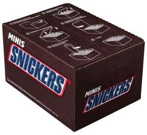 Конфеты Snickers minis, коробка 2900 г
