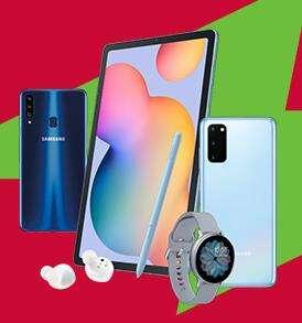 Скидки на Samsung Galaxy за покупку товаров от 500₽ (подробности в описании)