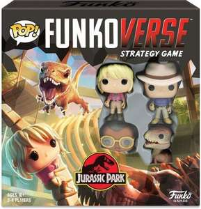 Настольная игра Funko POP! Funkoverse: Jurassic Park 100 Base (46066)