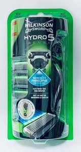 Бритвенный станок Wilkinson Sword Hydro*5 Sense с 5-ю кассетами