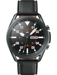 Смарт-часы Samsung Galaxy Watch3 45 мм (Черная и серебристая версии)